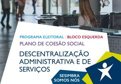 Descentralização administrativa e de serviços
