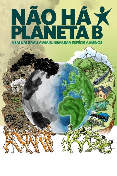Não há planeta B!